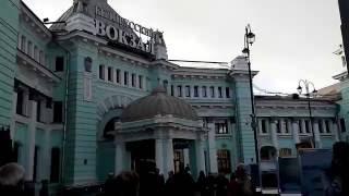 видео Белорусский вокзал (Россия,Москва и Московская область,Москва)