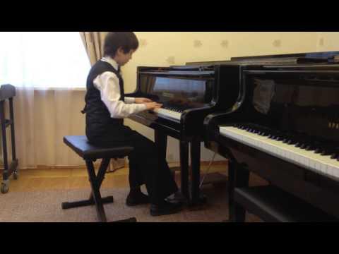 Mendelssohn Venetian Gondola Song / Ф.Мендельсон Песня венецианского гондольера