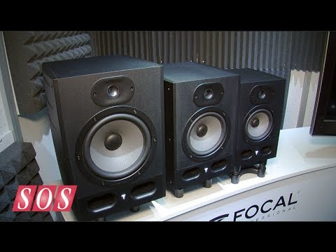 Focal Professional Alpha Series - Musikmesse 2014