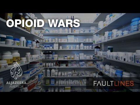 Opioid Wars - Fault Lines