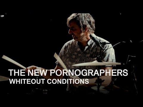 The New Pornographers  Whiteout Conditions  First Play