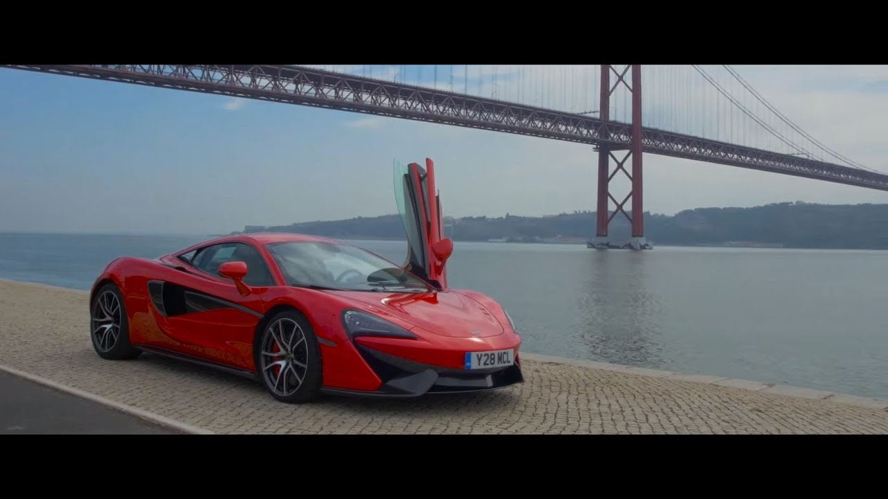 570S - The Drive