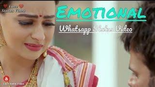 New WhatsApp Status Video Very sad song Halat bigad bhi Jaye agar