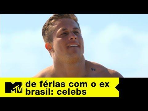 A Chegada De Biel, Ex Da Cinthia | MTV De Férias Com O Ex Brasil: Celebs T5
