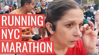 Running NYC MARATHON For The First Time | World Marathon Majors New York