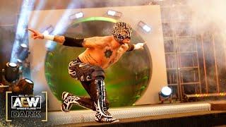 Rey Fenix vs Danny Limelight | AEW Dark 12/22/20