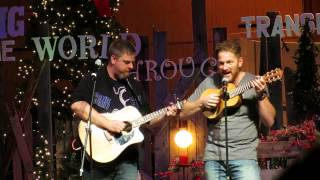 Tim Hawkins And Johnnie W - Tweet Song Live