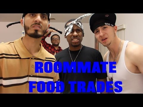 We All Got That One Roommate: Roommate Food Trades (Comedy Skit)
