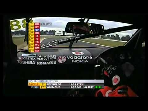V8 2011 Event 5 - Qualifying Highlights Sunday