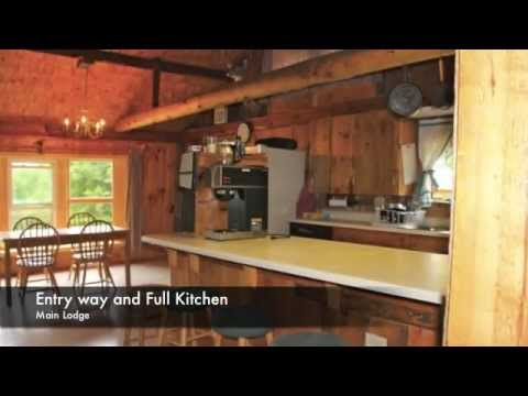 Maine Cabin Vacation Rental on 400+ acres with Optional Outdoor Recreation Packages