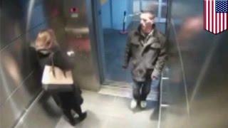 ショッピングモールで尾行され襲われた女性 持っていた銃で男に発砲 thumbnail