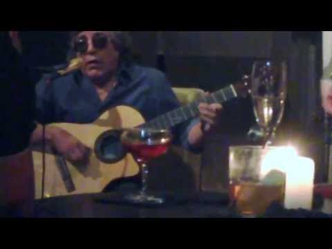 """Just the Way You Are"" -- Jose Feliciano and Brian Newman at Rose Bar, NYC"