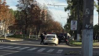 Олигарха Жеваго оштрафовала Полиция. Кременчуг. 30 09 2016.(, 2016-09-30T14:16:57.000Z)