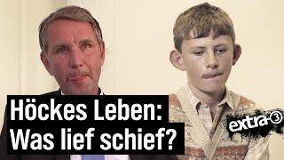 Was lief schief im Leben von Björn Höcke? | extra 3 | NDR