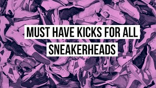 Must-Have Shoes For Sneakerheads