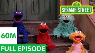 Elmo's New Band | Sesame Street Full Episode