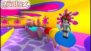 ESCAPE DA SORVETERIA - ROBLOX (Escape The Ice Cream Shop )