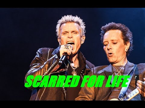 Billy Idol  SCARRED FOR LIFE   Hammerstein New York City   9 15 10