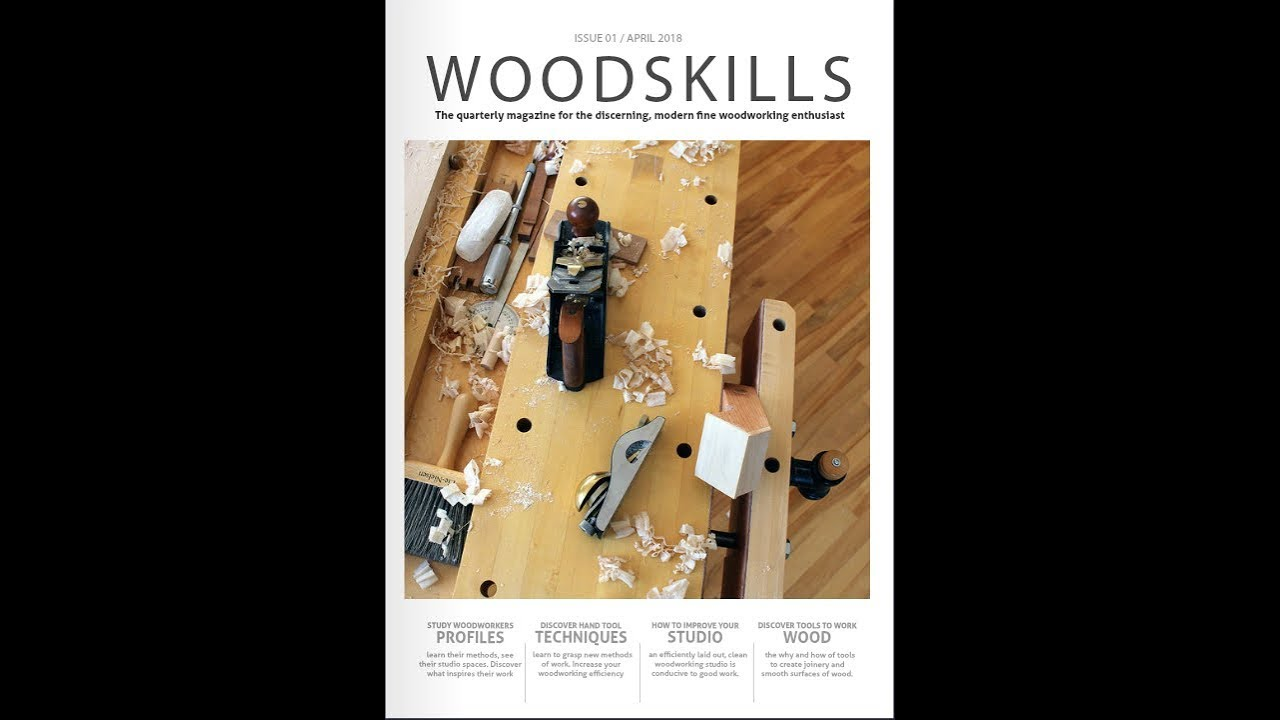 Woodskills Woodworking Magazine Youtube
