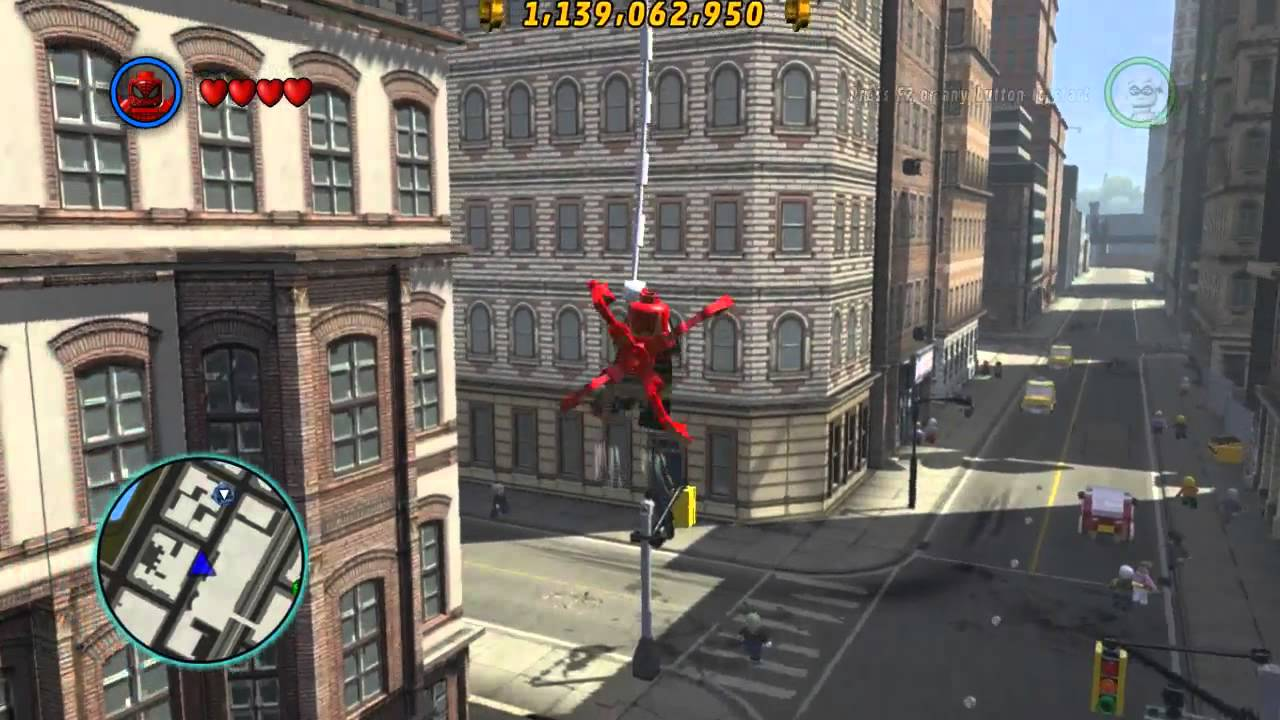 Lego Marvel Ultimate Spider-Man – Online Game | Gameflare.com