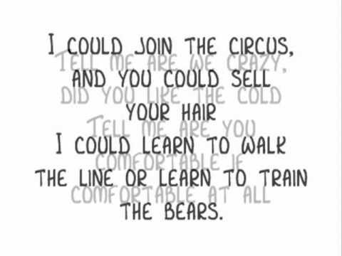 Ryan star - We might fall (Lyrics on screen)