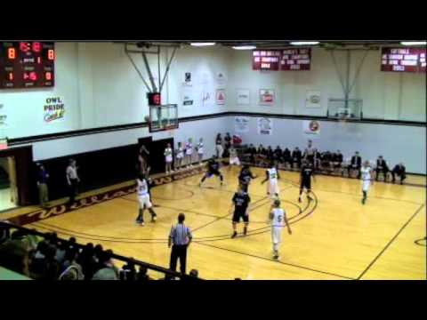 2012-2013 William Woods Basketball Highlights Part 2