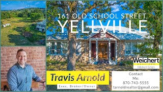 161 Old School Street, Yellville   Branded