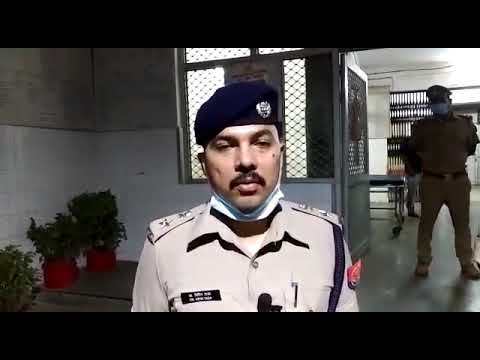 वीडियो बना रही छात्रा की गोली मारकर हत्या करने वाले शातिर को पुलिस ने मार गिराया