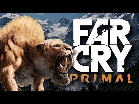 Far Cry Primal - TAMING SABERTOOTH !! - Momen Lucu FCP