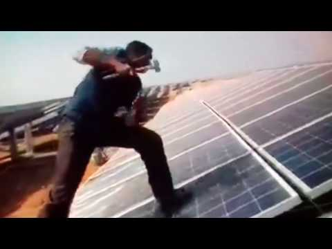 Why Don't We Put Solar Panels In Desert As A Source Of Electricity?