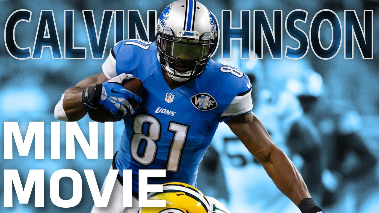 Megatron Mini-Movie: The Most Physically Dominant WR Ever!