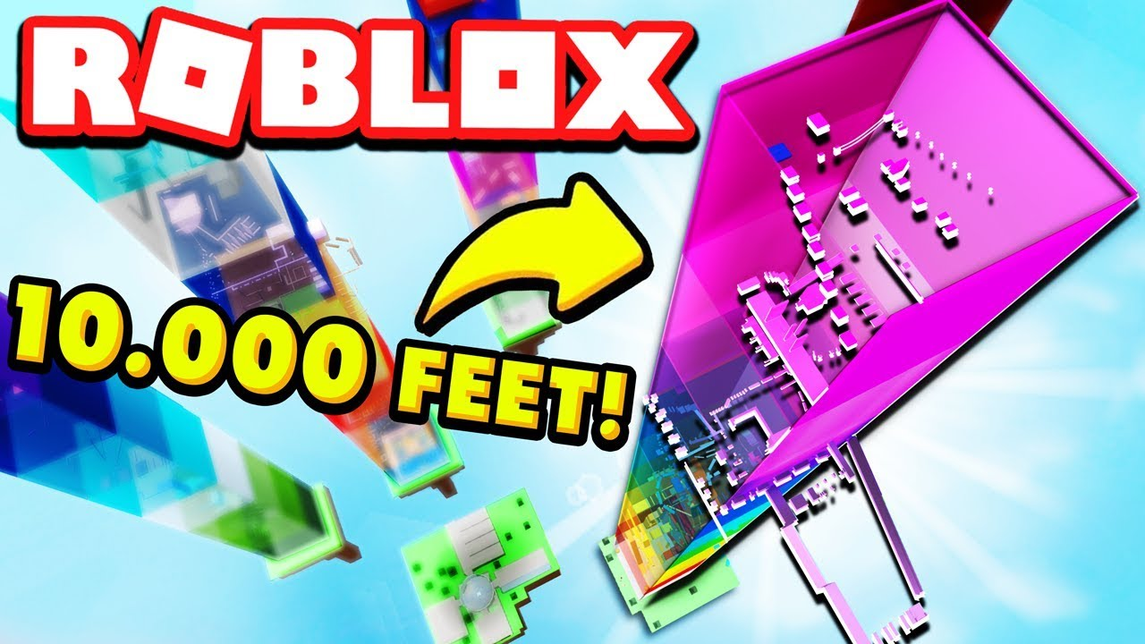 ROBLOX TOWER OF HELL (No checkpoints OBBY!)