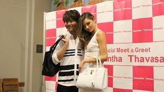 http://bit.ly/1wRPitZ 女性用バッグの人気ブランド・サマンサタバサの...