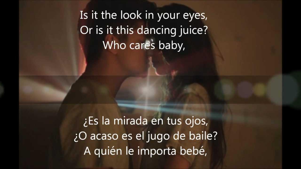 Bruno Mars Marry you subtitulada ingles espa±ol
