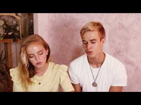 Talking To The Moon (Bruno Mars) Evie Clair And Dallin McKay