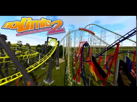 "NoLimits 2 ""One Take"" Trailer"