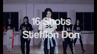 16 Shots / Stefflon Don / Mina Myoung Choreography /Dance COVER