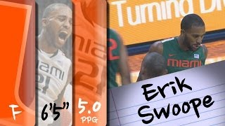 Official Highlights | Miami Forward Erik Swoope
