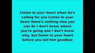 """DHT - Listen To Your Heart Remix RAP LUNATIK - """"ON VEUT"""" (inédit)"""