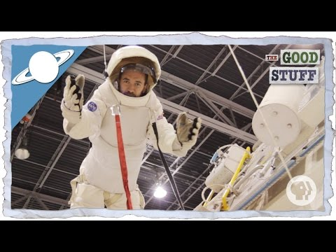 What's it like to go to Space Camp?