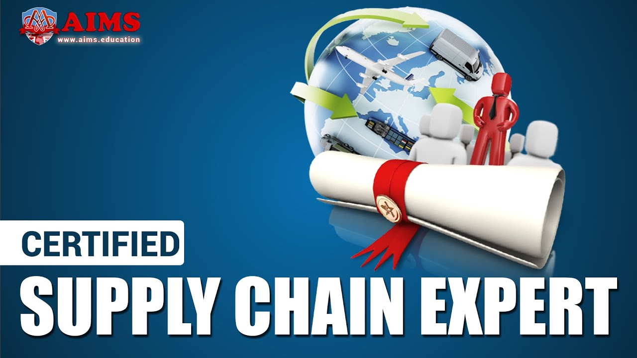 Supply Chain Management Certification Online Logistics And Supply