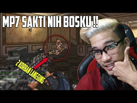 MP7 SAKTI MAIN DI EXPERT !! SANTUY BOSKU - POINT BLANK GARENA INDONESIA