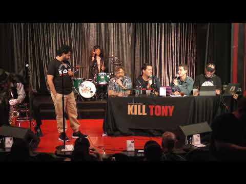 KILL TONY 275  Marc Maron, Doug Benson