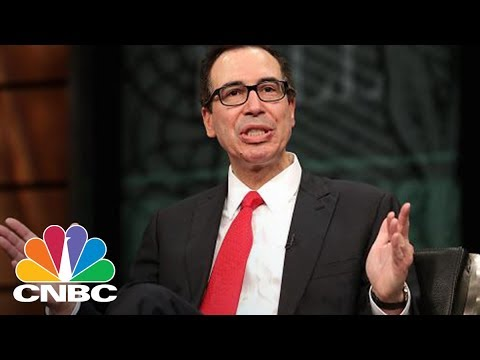 Treasury Secretary Steve Mnuchin On Donald Trump, Tax Reform And The Debt Ceiling (Full) | CNBC