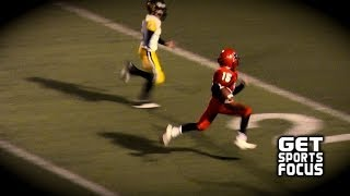 BEAST MODE - check out the last play - Oak Grove South Rebels