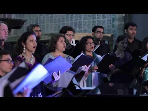 Excerpt from Ketevan Festival INDIA: Goa University Choir