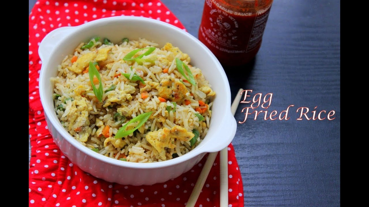 Quick and easy egg fried riceegg fried rice recipe restaurant style quick and easy egg fried riceegg fried rice recipe restaurant style anus kitchen ccuart Image collections