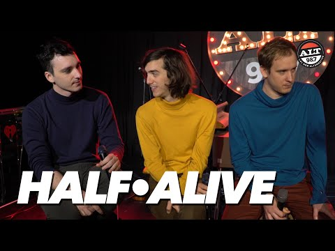 half•alive On How The Band Started, The Meaning Of Their Name, 'Still Feel' & More