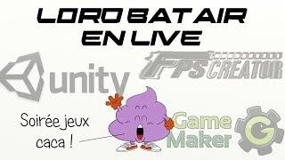 """Montage du live """"jeux caca"""" du 25/03/2014 : """"Une vraie pépite"""""""