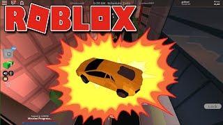 ROBLOX-a VERY CRAZY DAY STEALING (Jailbreak)